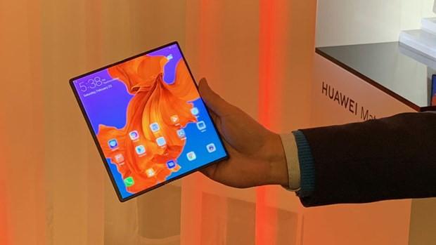Huawei phát hành điện thoại màn hình gập 5G Mate X ở Trung Quốc - Ảnh 1.