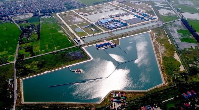 Nhà máy nước sông Đuống 5.000 tỉ chưa nghiệm thu đã đưa vào sử dụng - Ảnh 2.
