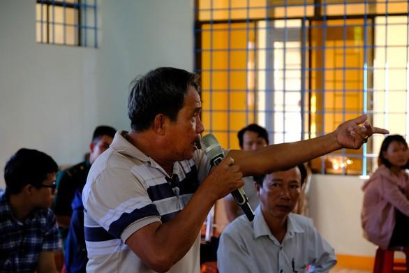 Hòa Phát cam kết cùng tỉnh giải quyết quyền lợi của dân ở siêu dự án thép - Ảnh 1.