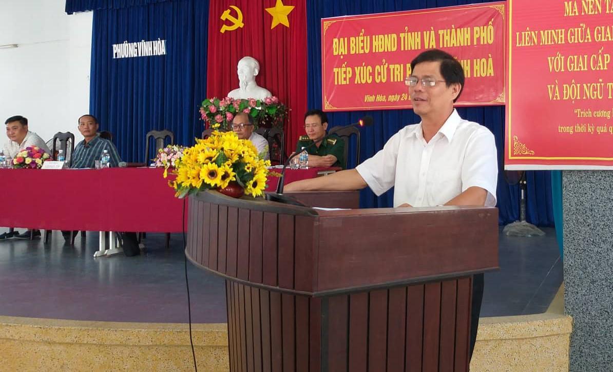 UBND Khánh Hòa duyệt 47 dự án vượt thẩm quyền, ra 289 văn bản có nội dung vi phạm - Ảnh 1.