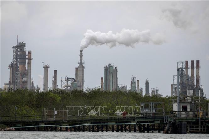 Xuất khẩu các sản phẩm dầu mỏ của Mỹ tăng thấp nhất trong 13 năm - Ảnh 1.