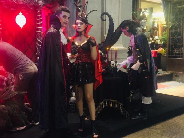 Thị trường Halloween: Tràn ngập sản phẩm xuất xứ từ Trung Quốc - Ảnh 9.