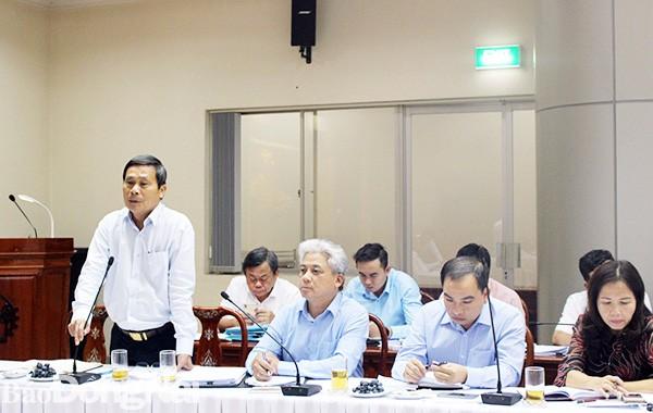 Rà soát, tháo gỡ khó khăn, vướng mắc cho TP Biên Hòa - Ảnh 2.