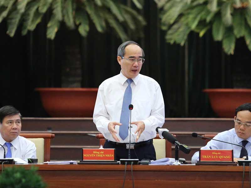 TP HCM kiến nghị ba vấn đề lớn lên trung ương - Ảnh 1.