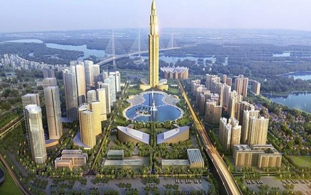 Hà Nội phê duyệt đề án đầu tư xây dựng 4 huyện thành quận đến năm 2025 - Ảnh 1.