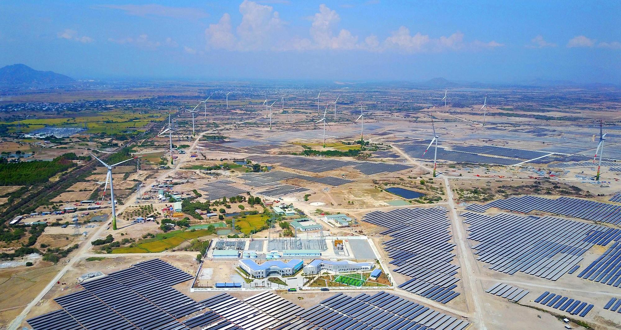 Ninh Thuận: 36 dự án năng lượng tái tạo đi vào hoạt động - Ảnh 2.