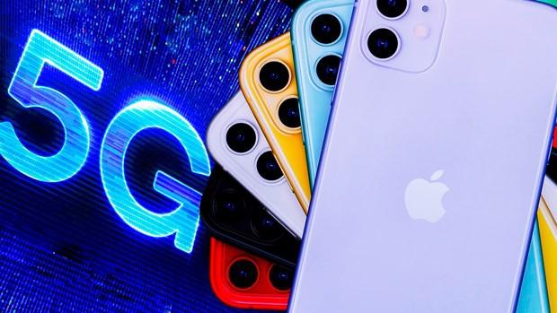 Nikkei: Apple đang huy động các nhà cung cấp sản xuất iPhone 5G - Ảnh 1.