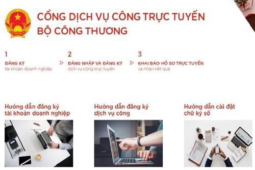Từ 1/11, Bộ Công Thương triển khai dịch vụ công trực tuyến về xuất nhập khẩu - Ảnh 1.