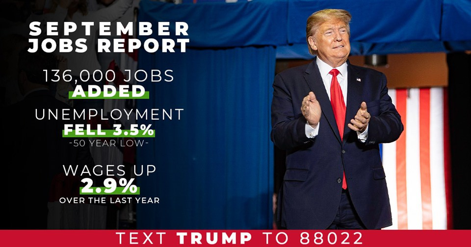 Dow Jones tăng hơn 370 điểm sau tin tỉ lệ thất nghiệp giảm xuống đáy 50 năm - Ảnh 3.