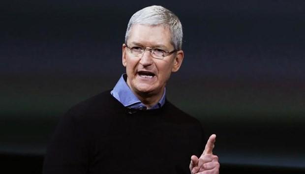 CEO Apple Tim Cook lên tiếng bác bỏ khả năng tung ra tiền điện tử - Ảnh 1.