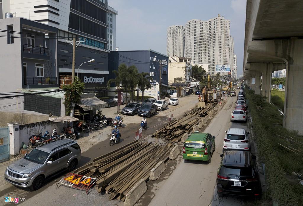 Chung cư, biệt thự ồ ạt mọc lên tại khu nhà giàu bị ngập Thảo Điền - Ảnh 18.