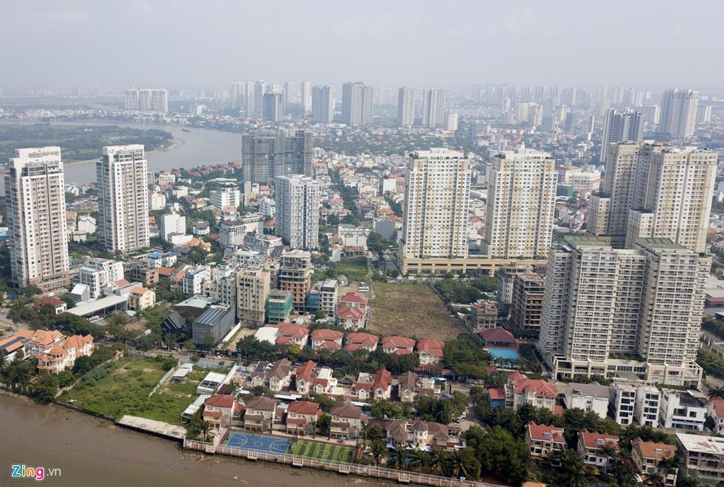 Chung cư, biệt thự ồ ạt mọc lên tại khu nhà giàu bị ngập Thảo Điền - Ảnh 8.