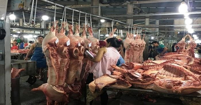 Hà Nội chuẩn bị gần 45.000 tấn thịt lợn phục vụ Tết 2020 - Ảnh 1.