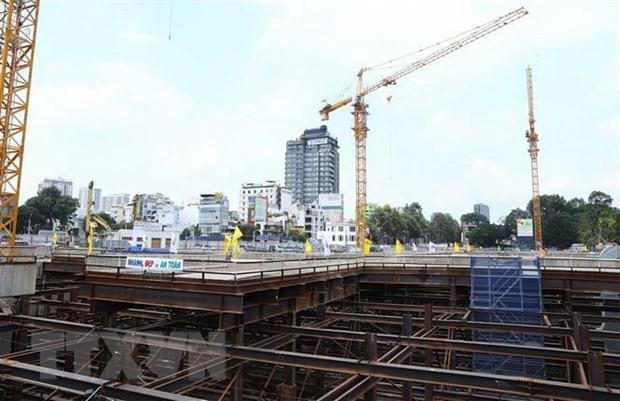 Đẩy nhanh tiến độ nhiều dự án đầu tư lớn tại TP HCM - Ảnh 3.