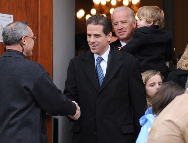 Chân dung Hunter Biden - 'nguồn cơn' khuấy động bê bối ngoại giao Mỹ - Ukraine - Ảnh 6.