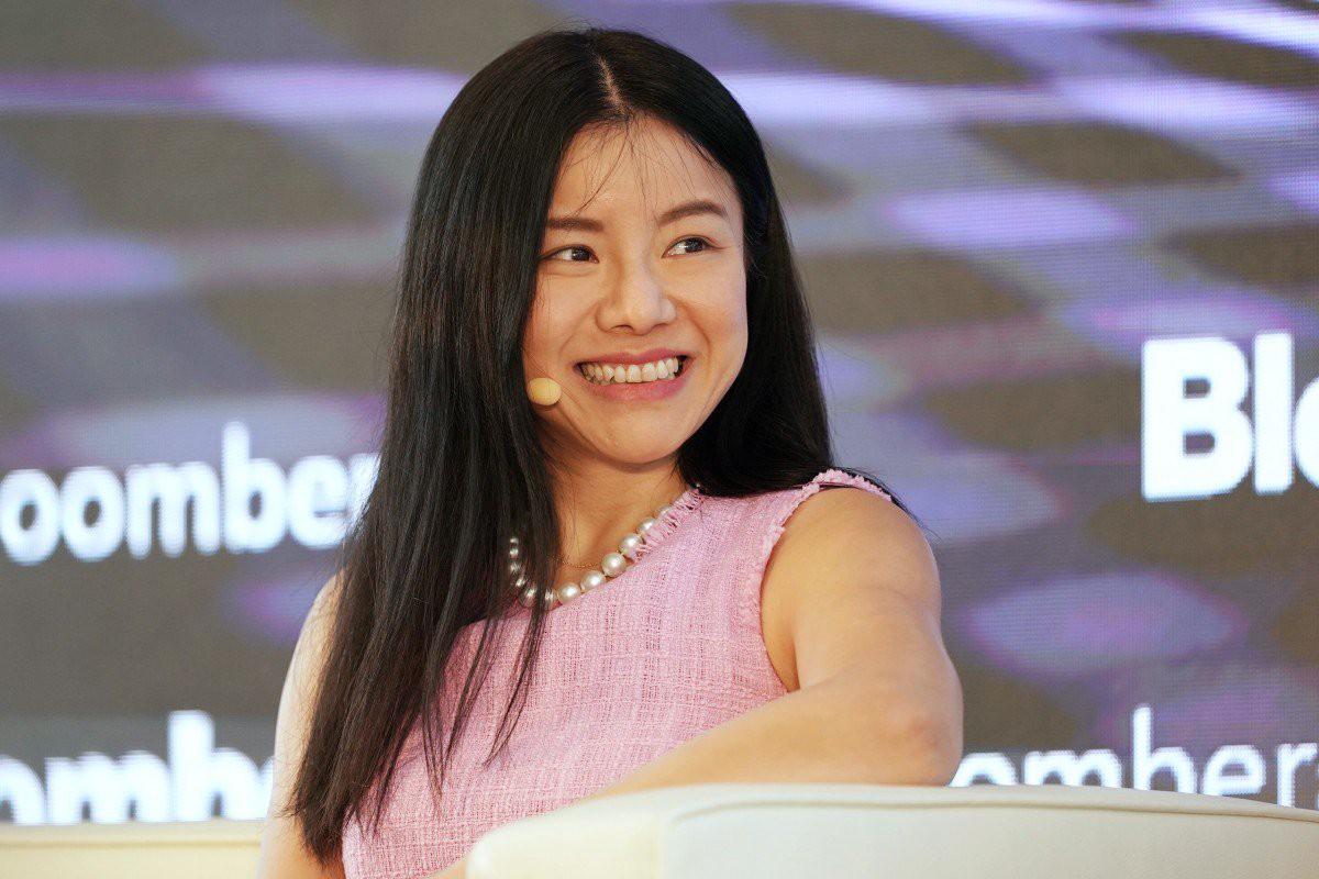 Esther Wong Sensetime Bloomberg