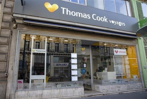Hays Travel mua lại toàn bộ cửa hàng của Thomas Cook tại Anh - Ảnh 1.
