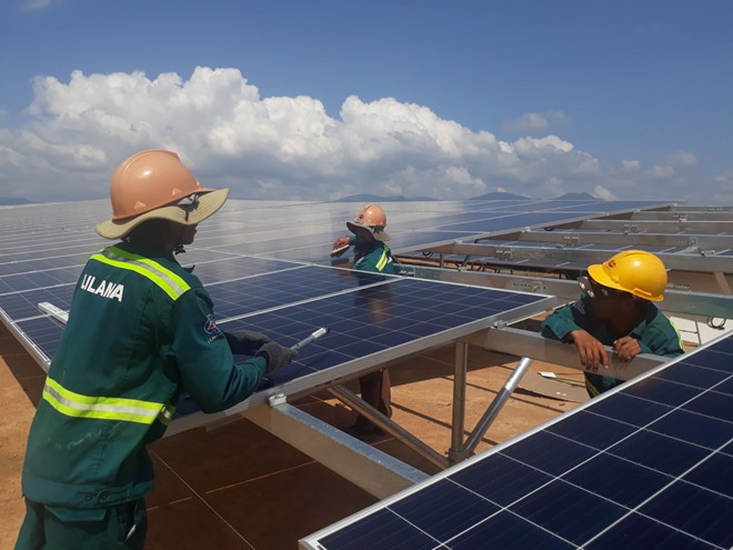 Đề xuất giá mua điện mặt trời theo vùng miền - Ảnh 2.