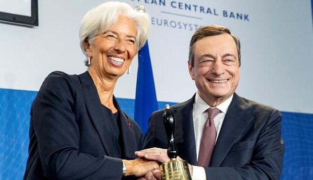 Tân Chủ tịch ECB đứng trước những nhiệm vụ đầy thách thức - Ảnh 1.