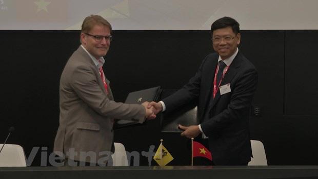EVFTA và EVIPA - Xung lực mới cho hợp tác kinh tế thương mại Việt-Bỉ - Ảnh 1.