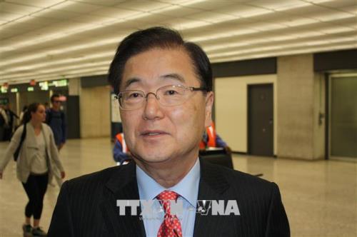 Mỹ 'rất tích cực' đề nghị Triều Tiên quay trở lại đàm phán - Ảnh 1.