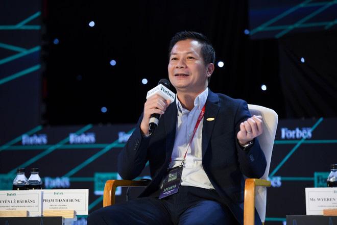 Shark Hưng: 'Thị trường bất động sản đang ở cuối chu kỳ phát triển' - Ảnh 1.