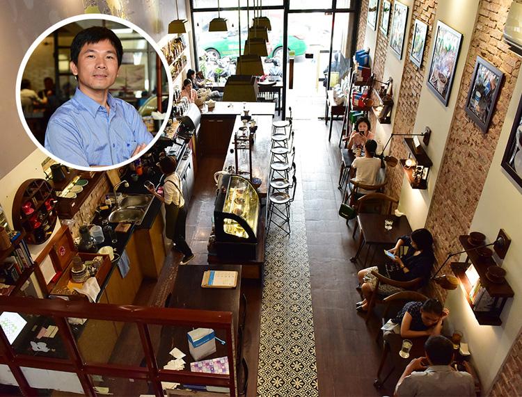 Lãnh đạo PAN: Đầu tư vào Shin Cà phê vì trân trọng giá trị của thất bại - Ảnh 3.