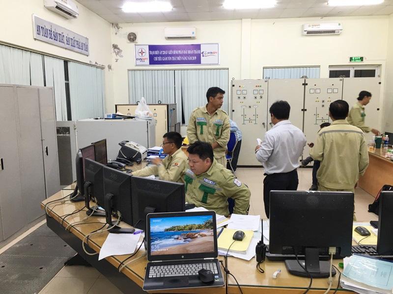 Thêm công trình đảm bảo cấp điện cho huyện đảo Phú Quốc - Ảnh 1.