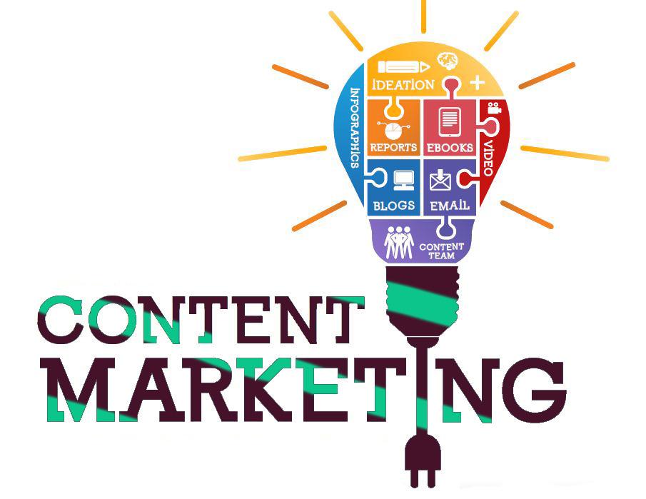 Kết quả hình ảnh cho content marketing?