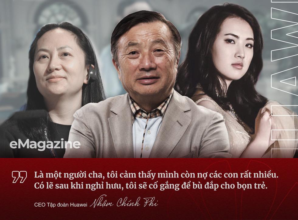 CEO Nhậm Chính Phi: Huawei trải hơn 30 năm gian khổ, nhiều lần tôi tưởng không vượt qua, đã nghĩ đến tự sát - Ảnh 8.