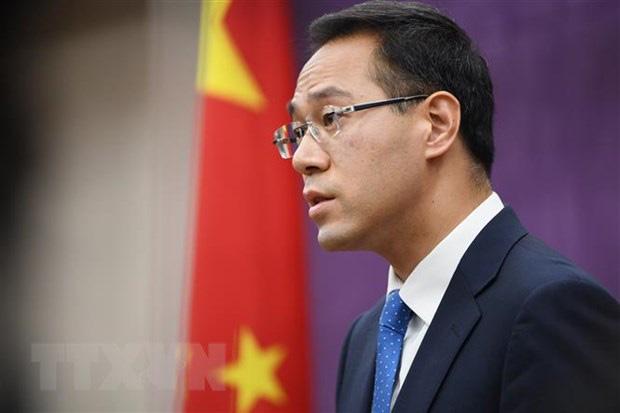 Trung Quốc nêu điều kiện quan trọng cho thỏa thuận thương mại với Mỹ - Ảnh 1.