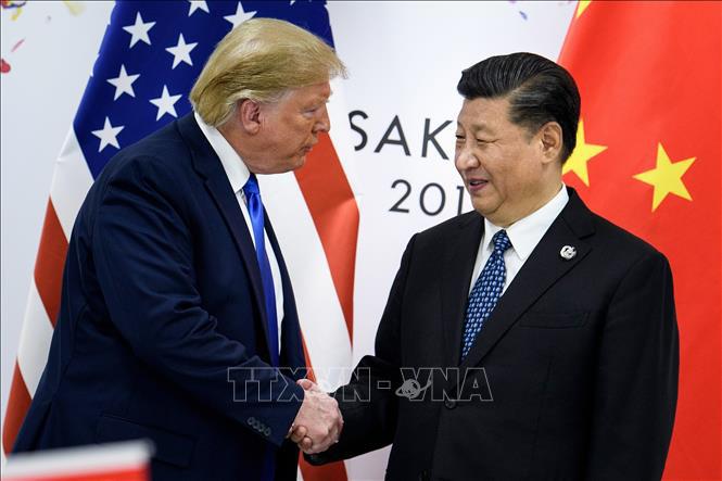 Nhà Trắng: Thỏa thuận thương mại một phần Mỹ - Trung sẽ được kí kết ở cấp bộ trưởng - Ảnh 1.