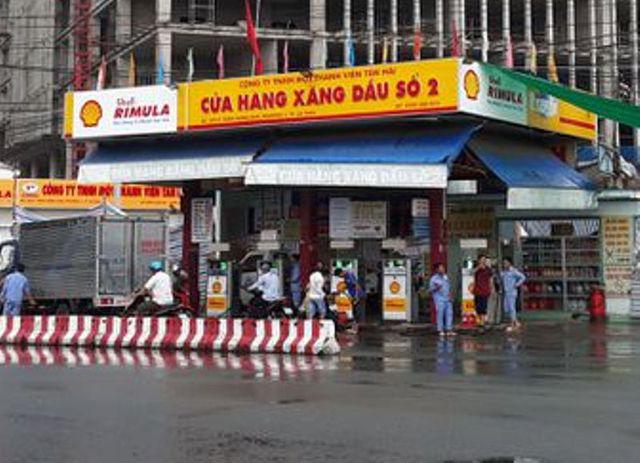 Công an làm việc với công ty thuộc công đoàn Văn phòng Tỉnh ủy từng bán xăng dầu của Trịnh Sướng - Ảnh 1.