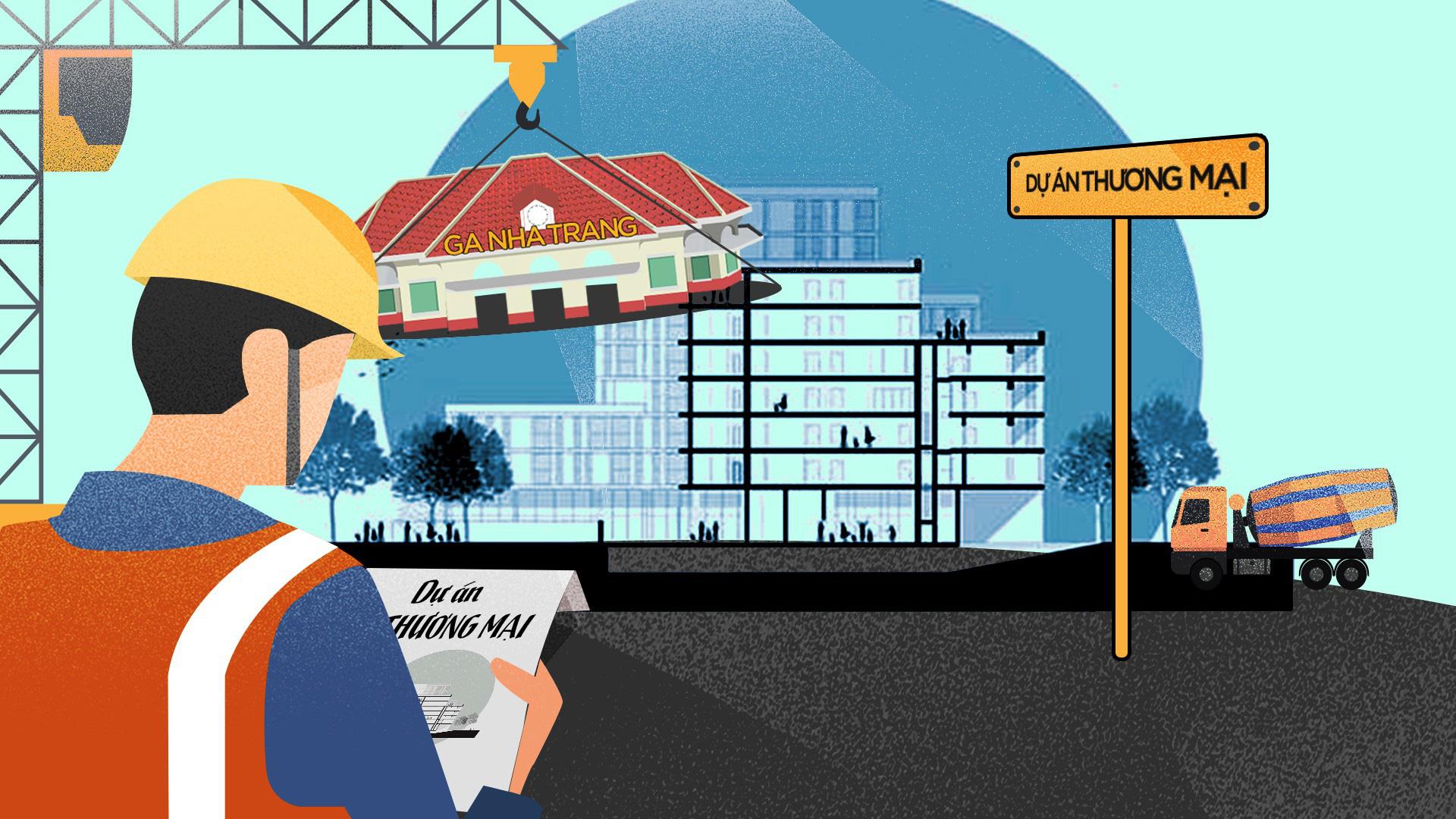 Di dời ga Nha Trang - làm lợi nhà đầu tư, thiệt hại cho số đông - Ảnh 2.