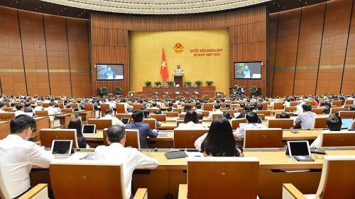 Tuần tới, Quốc hội tập trung công tác lập pháp và nhân sự - Ảnh 1.