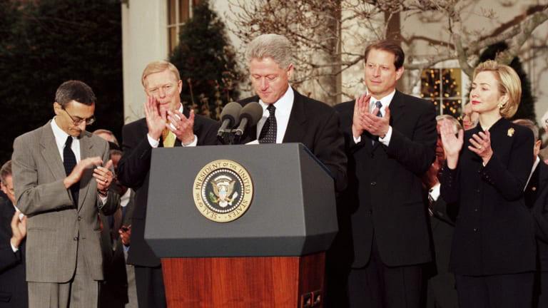 Những vụ luận tội Tổng thống trong lịch sử nước Mỹ - Ảnh 3.