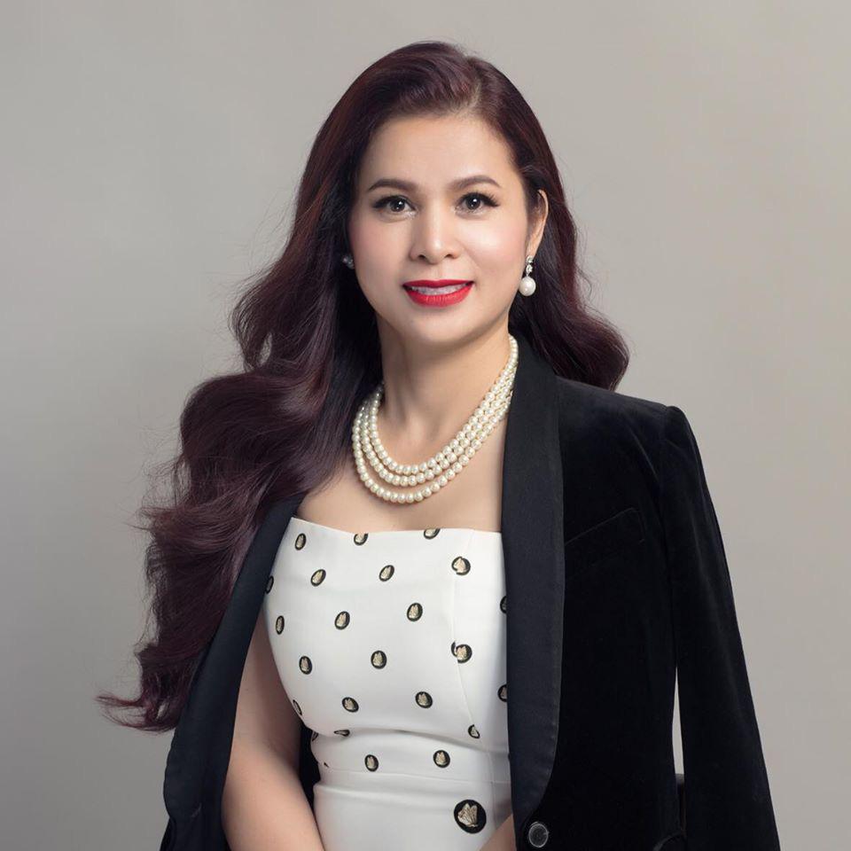 Bà Lê Hoàng Diệp Thảo - cà phê Trung Nguyên