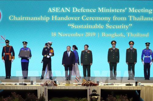 Việt Nam chính thức trở thành Chủ tịch ADMM và ADMM+ - Ảnh 1.
