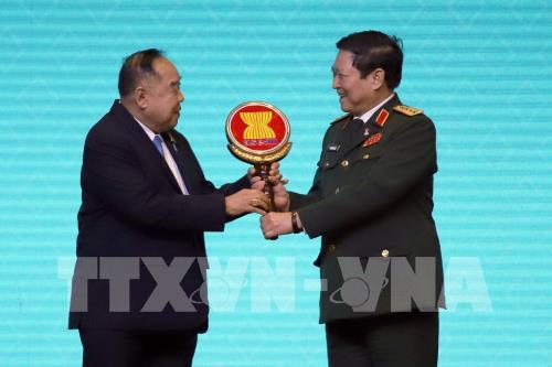 Việt Nam chính thức trở thành Chủ tịch ADMM và ADMM+ - Ảnh 2.