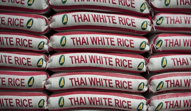 Gạo Thái Lan vật vã trong cơn khủng hoảng - Ảnh 2.