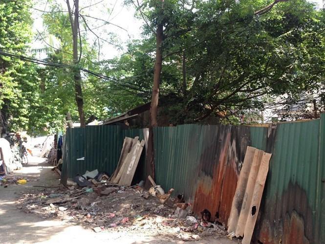 Dự án xã hội hóa nhà ở đầu tiên của Hà Nội 'treo' gần ba thập kỉ chưa có lời giải - Ảnh 1.