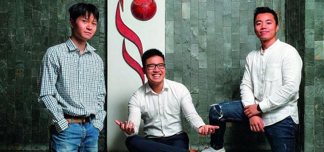 Ba chàng trai gốc Việt ước mơ chinh phục nền thương mại điện tử châu Âu - Ảnh 1.