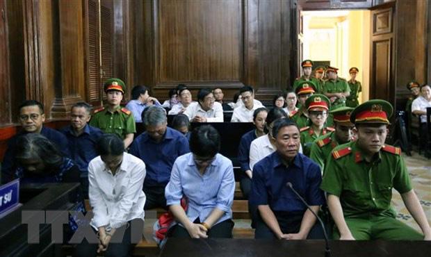Vụ Ngân hàng Đại Tín giai đoạn 2: Đề nghị 20 năm tù với Hứa Thị Phấn - Ảnh 1.