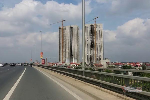 Thanh tra qui hoạch đường ngột thở ở Hà Nội hơn 2km 'nhồi' 40 cao ốc - Ảnh 2.