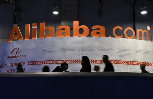 Alibaba: Tăng trưởng doanh thu giảm tốc - Ảnh 1.