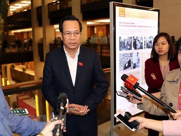 Bộ trưởng Đào Ngọc Dung: Hơn 1.810 ngành nghề sẽ được nghỉ hưu sớm - Ảnh 1.