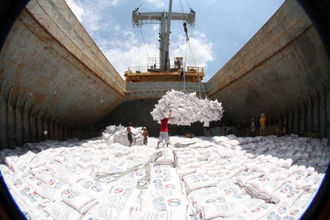 Philippines và Bờ Biển Ngà là thị trường lớn nhất của gạo Việt Nam - Ảnh 1.