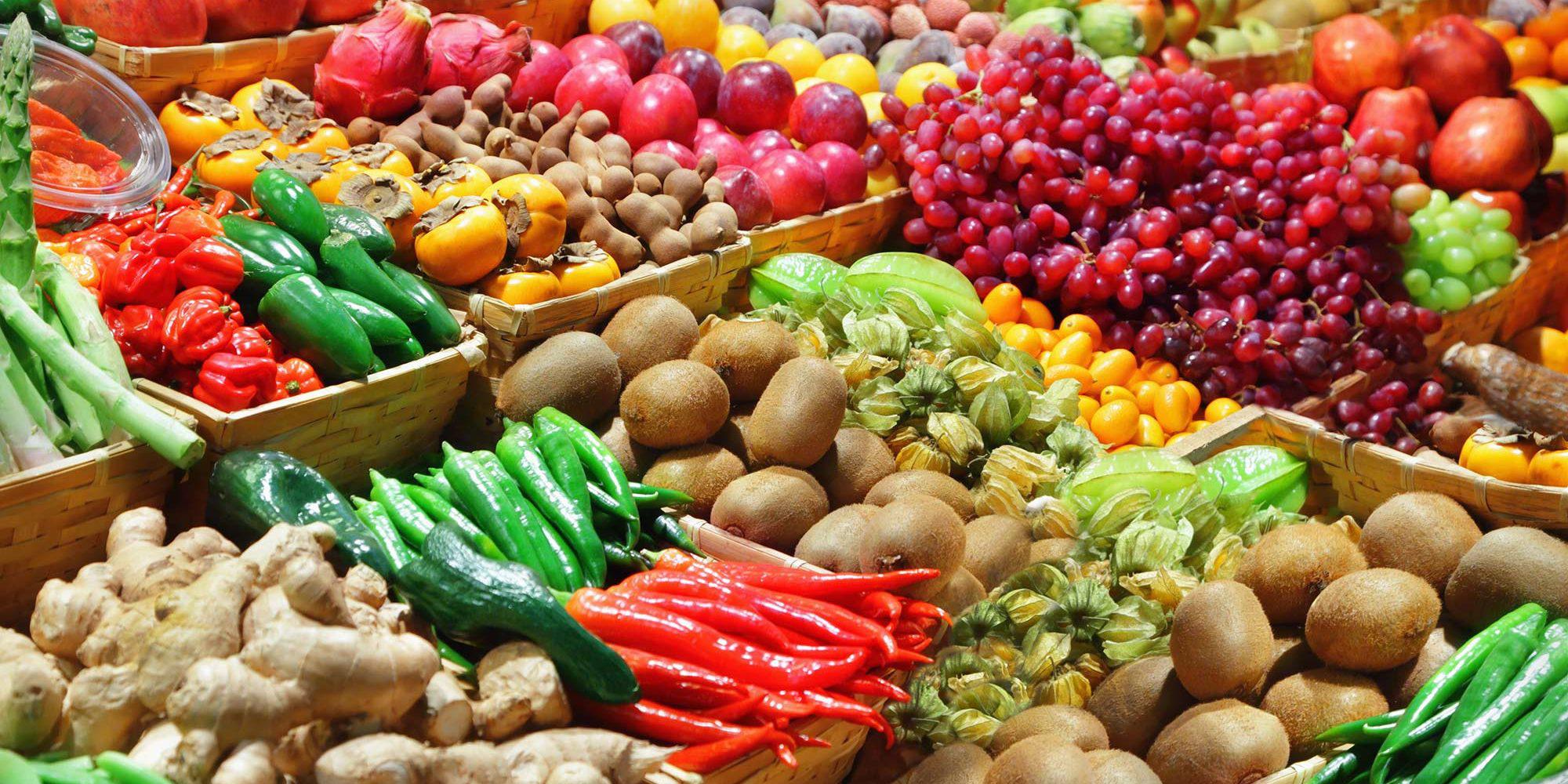 Cung sản phẩm nông nghiệp