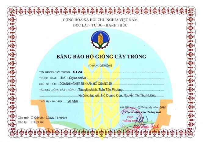 Đừng phá hỏng thương hiệu lúa gạo Việt Nam vì lòng tham - Ảnh 1.