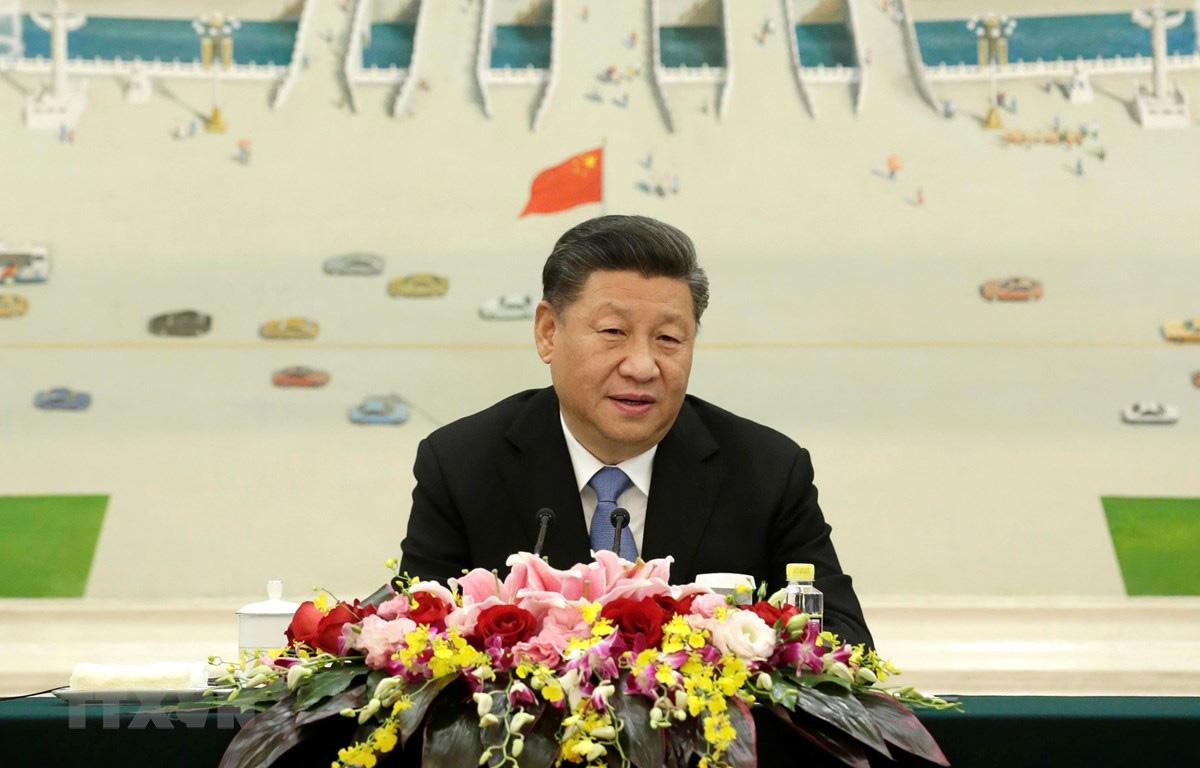 Chuyển lời mời Chủ tịch Trung Quốc Tập Cận Bình thăm Việt Nam năm 2020 - Ảnh 1.